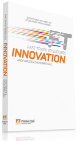 Financial Times Fast Track Innovation by Andy Bruce & David Birchall