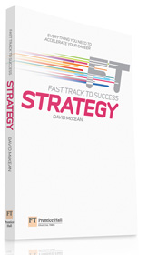 Financial Times Fast Track Strategy by David McKean