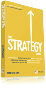 The Strategy Book by Max McKeown