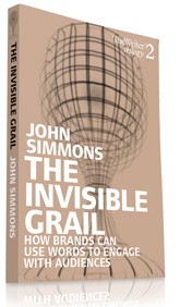 The Invisible Grail by John Simmons