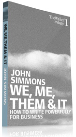 We, me, them & it by John Simmons