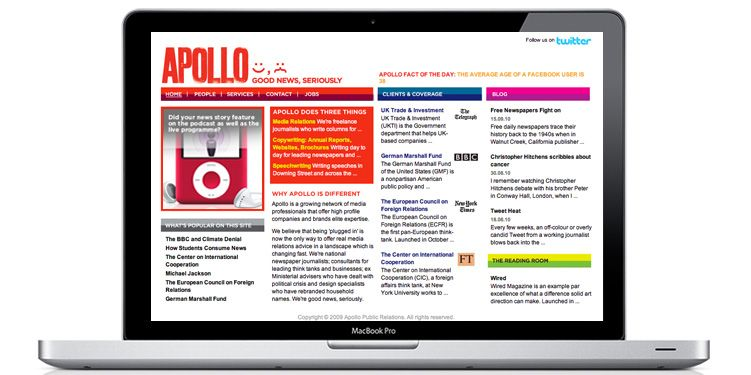 Apollo Public Relations