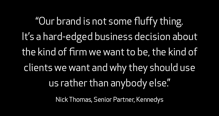 Kennedys rebrand quote